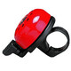 Mounty Charly Bike Bell red